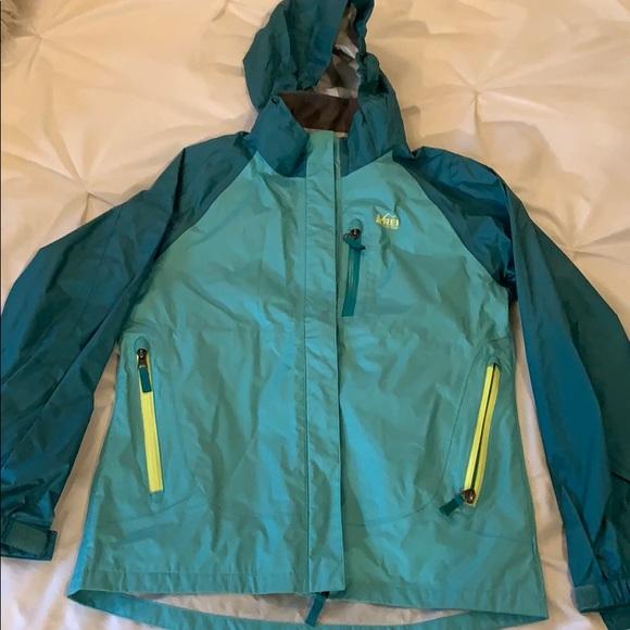 36ac8f608 REI Waterproof Rain Jacket- BRAND NEW